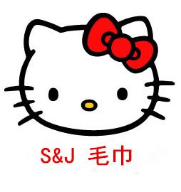 三江外贸毛巾logo