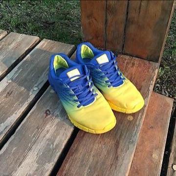 专业运动鞋后跟修补贴 破损 破洞修补