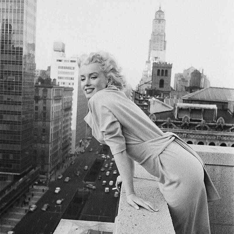 梦露Monroe