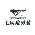 七匹狼官方旗舰店标识图