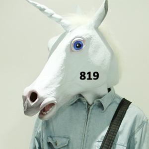 819背包LOGO