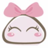 小面团手作布艺店logo