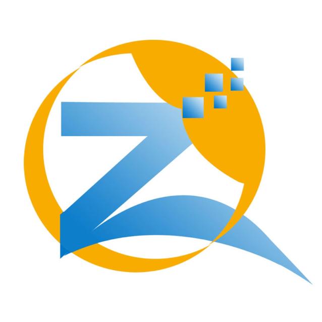 众强商贸logo