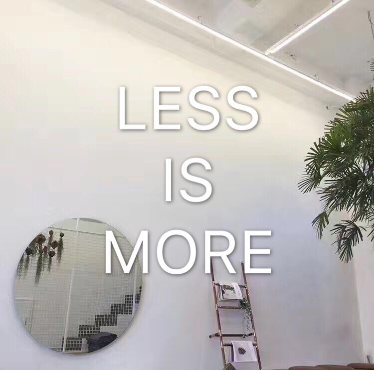 LESS IS MORE STUDIOS简云裳
