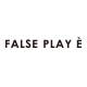 FALSE PLAY Elogo