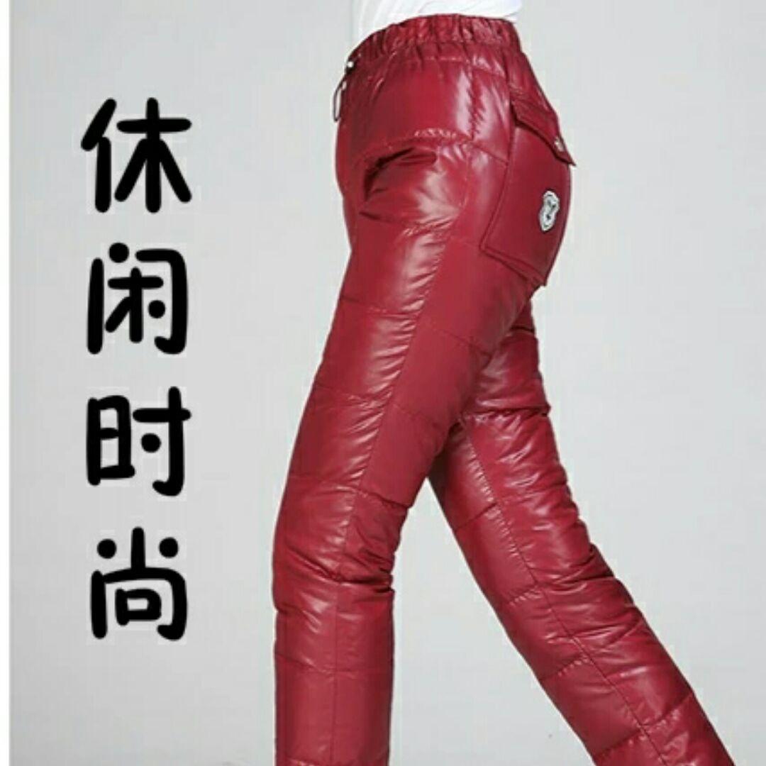 诗林羽绒裤厂家直销