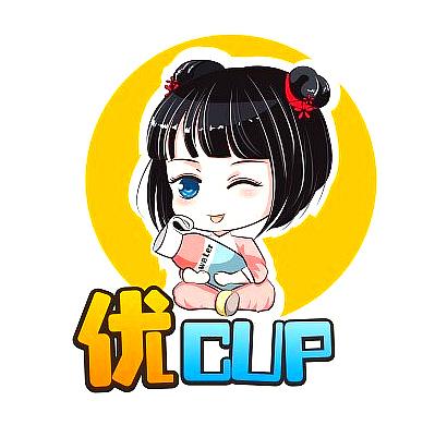 优cup 生活馆LOGO