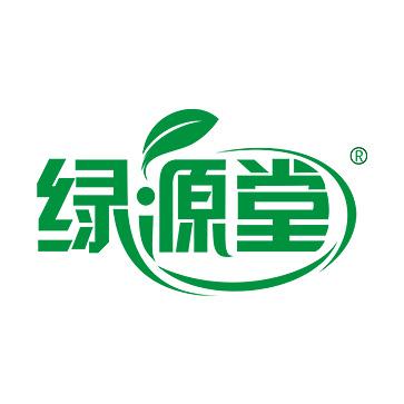 绿源堂旗舰店logo