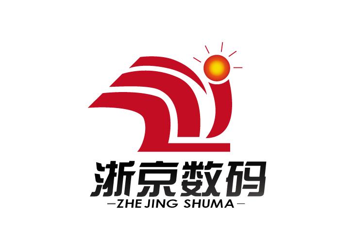 浙京汽车用品专营店标识图
