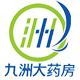 九洲大药房旗舰店logo
