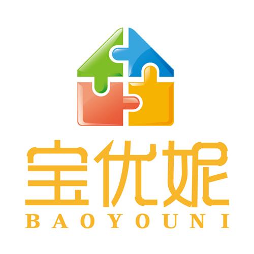 宝优妮旗舰店 的logo