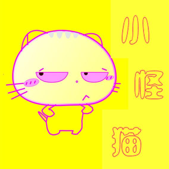 小怪猫玩具logo