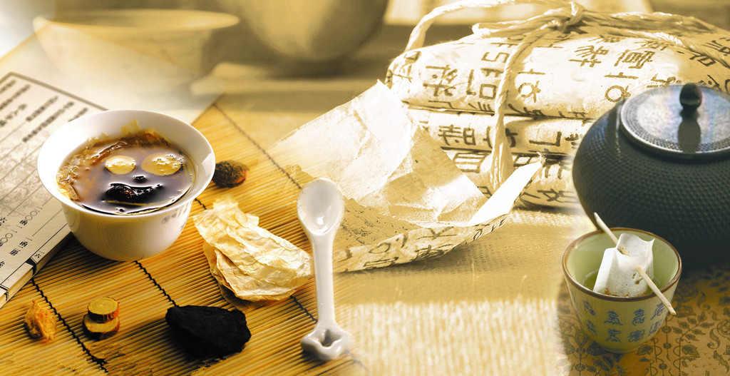 减肥艾老师减肥茶一碗泄油瘦身汤总店