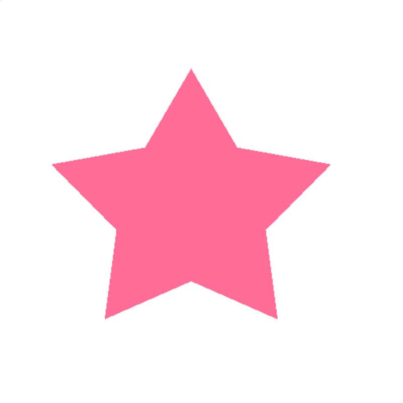 夜光星星装饰