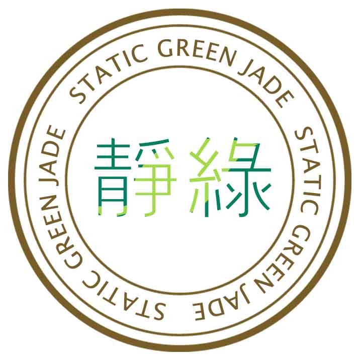 静绿翡翠STATIC GREEN JADE