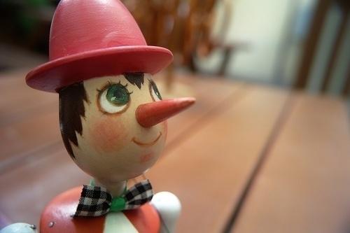 【匹诺曹的试衣间】!