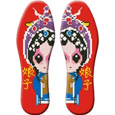 玫瑰鞋垫logo