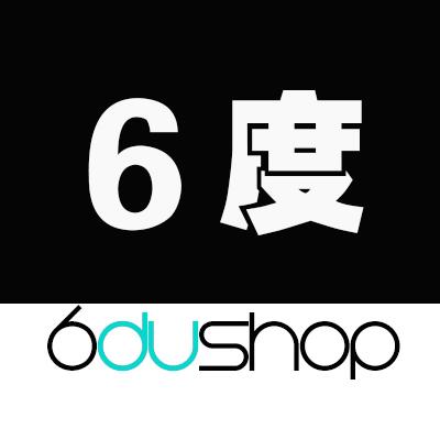 6度 6Du Shop女装LOGO