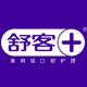 saky舒客专卖店logo