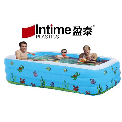 盈泰儿童充气泳池