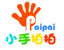 小手拍拍手工材料logo