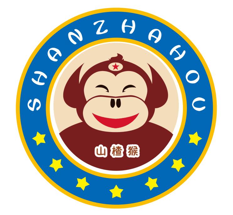 山楂猴旗舰店logo