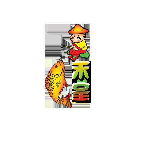禾呈钓具logo